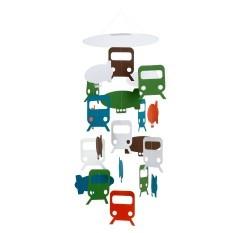 DwellStudio: transportation mobile