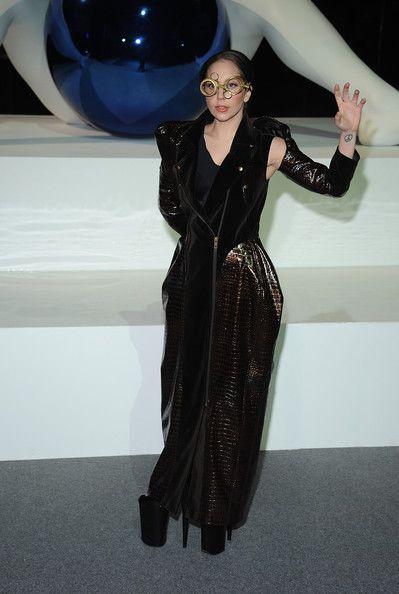"Lady Gaga - artRAVE: Lady Gaga's ""Artpop"" official album release party."