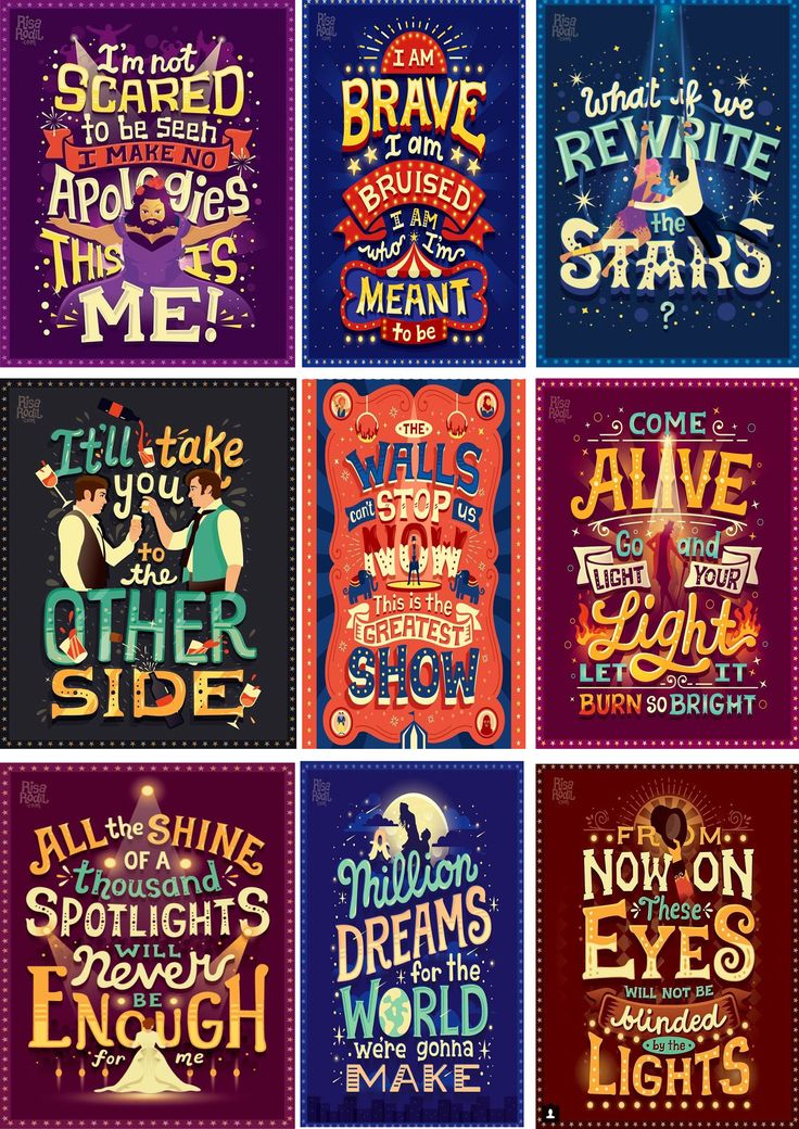 The Greatest showman quotes The greatest showman, Lyric