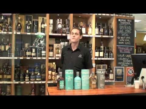 Oak Barrel | Bruichladdich Tasting at the Oak Barrel