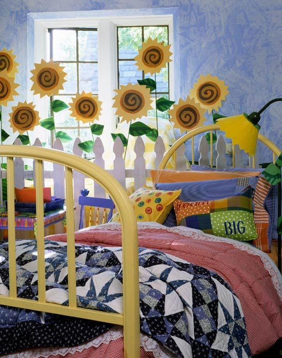 159 Best Images About Sunflower Bedroom On Pinterest