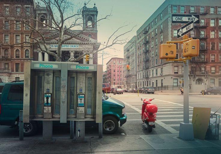 Parking by Agnieszka Doroszewicz #parking #car #traffic #editorial #photography