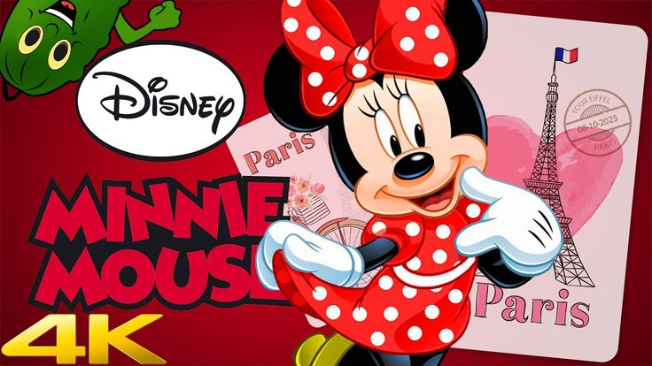 Minnie & Mickey Mouse Clubhouse In French school! New episodes & funny s...