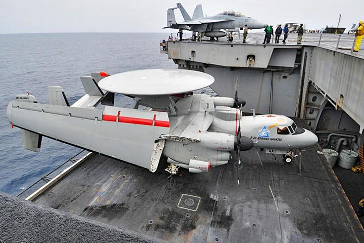 India to buy 4 E-2D Advanced Hawkeye for INS Vishal - Indian Defence Research Wing