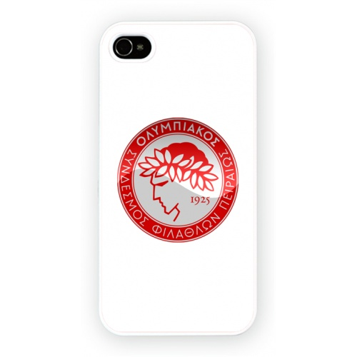 Olympiakos FC iPhone Case