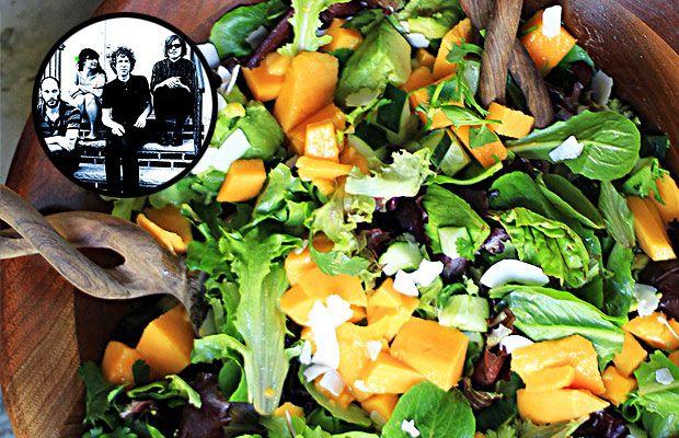 Insalata di carote, cocco e mango alla Bearsuit / Bearsuit Salad with Coconut, Carrot and Mango