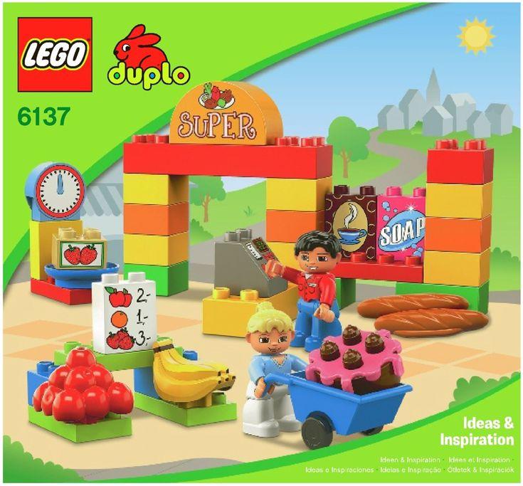 11 besten lego duplo bilder auf pinterest lego duplo - Lego duplo ideen ...