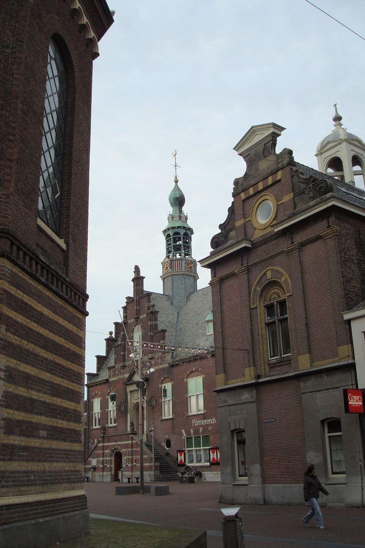 Purmerend, Noord-Holland.