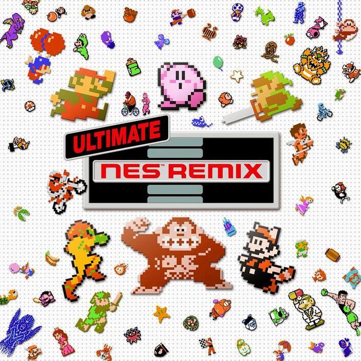 Porta sempre con te i remix dei giochi d'epoca con Ultimate NES™ Remix per Nintendo 3DS e 2DS! Vinci più di 250 piccole sfide a 8-bit basate sui momenti più famosi di 16 titoli per NES, tra cui Super Mario Bros., Punch-Out!!, The Legend of Zelda, Metroid, e molti altri ancora!