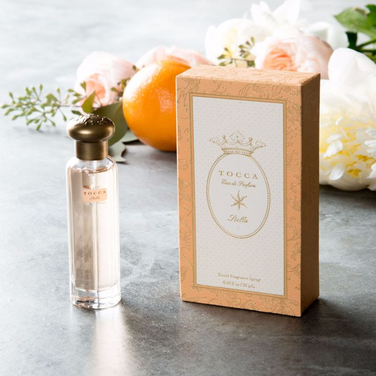 Tocca Stella Perfume - Makes me think of my Abuelita