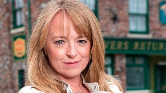 Jenny Bradley played by Sally Ann Matthews - Coronation Street - ITV