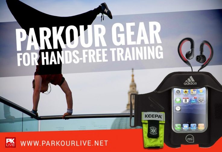 ParkourGear - Training with the right Parkour gear can make the difference between an average jam and something incredible and breathtaking. In a sport and art form that involves so much movement and freedom it can be a real bummer to have to babysit your valuables and look over your shoulder to make sure everything is still there where you left it.  Let's get to the good stuff….The best Parkour Gear for hands-free training.