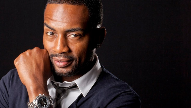 """Bill Bellamy of """"Last Comic Standing"""" at the Chicago Improv"""