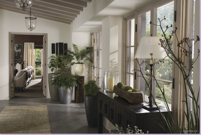 flooring, french doors, color palette (The Holiday house)