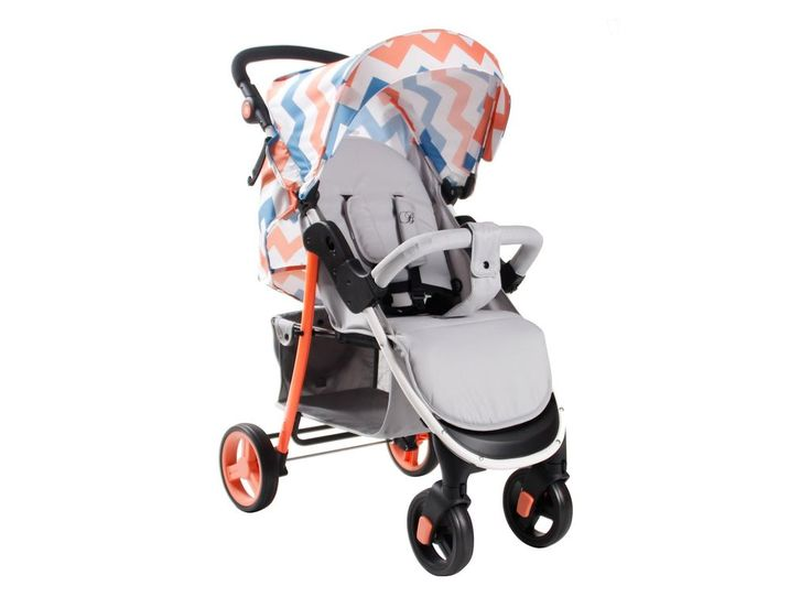 My Babiie Billie Faiers MB30 Pushchair in Coral Chevron