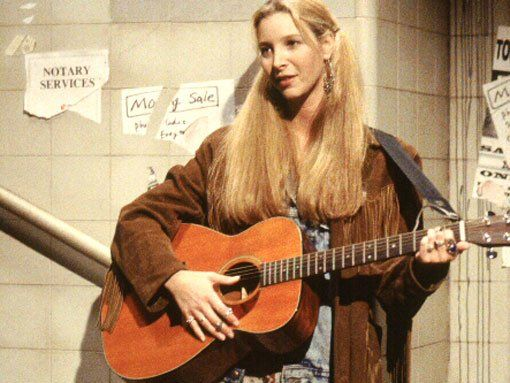 I've been called Phoebe by more than one person.