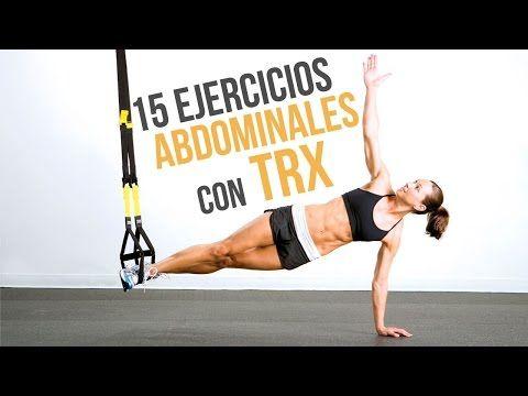 TRX entrenamiento COMPLETO en español - (Brazos, glúteos, espalda, piernas y abdominales) - YouTube