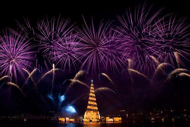 Christmas in Rio de Janeiro, Brazil I'm so here!! #ViatorTravel  @Kirstin Hein.com