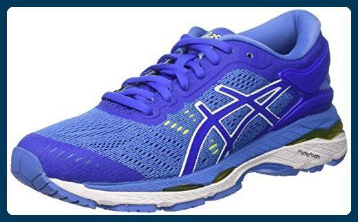 Asics Damen Gel Kayano 24 Gymnastikschuhe, Blau (Blue Purple