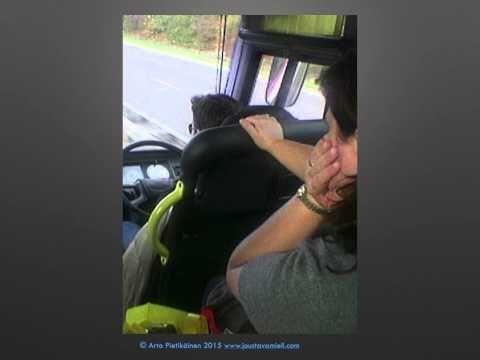 Joustava Mieli: Matkustajat bussissa -vertaus