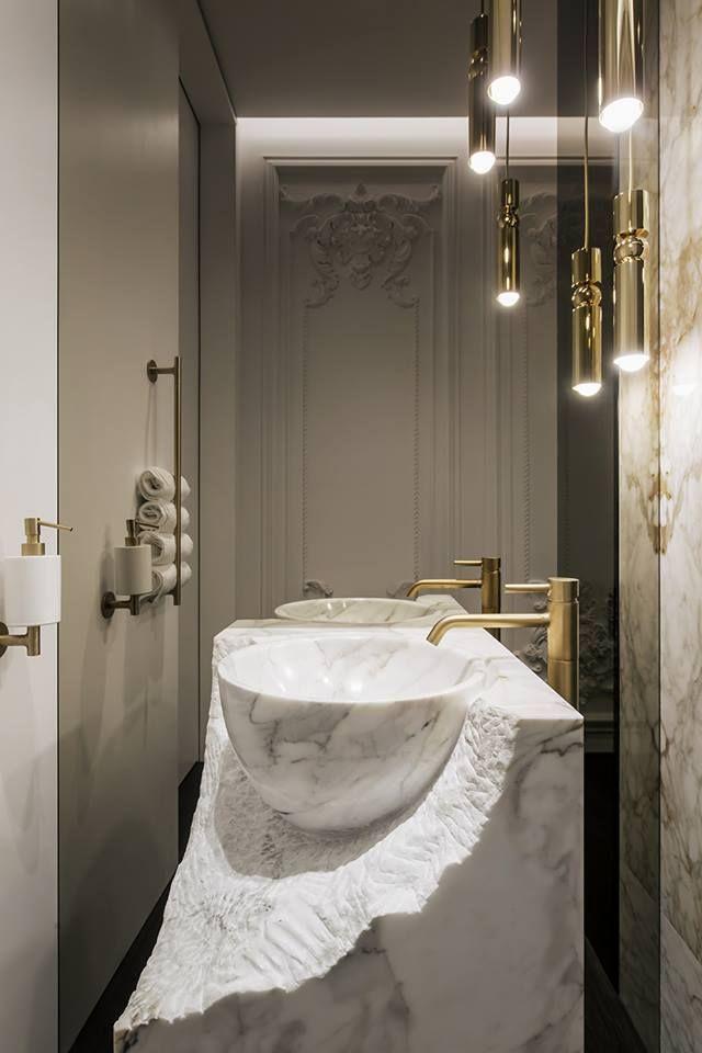 161 best déco salle de bain images on Pinterest Bathroom