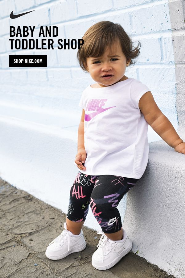 Introducing the Nike Baby and Toddler Shop. Exclusively for little  athletes 01041e4fa