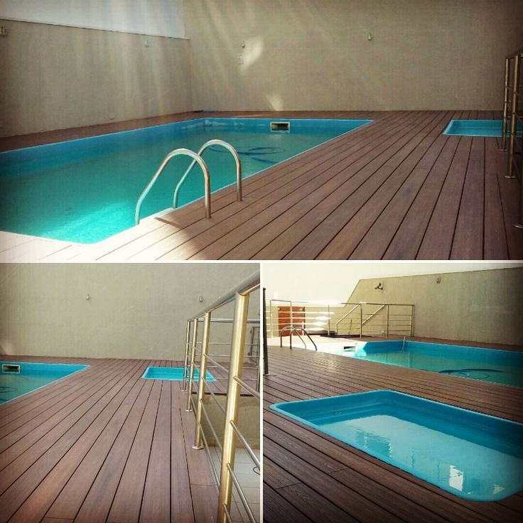Best 25 deck plastico ideas on pinterest suportes de - Piscinas de plastico ...