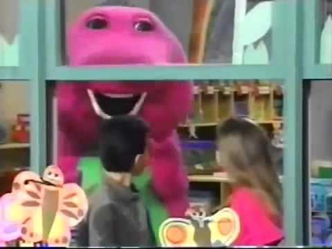 Barney & Friends: Itty Bitty Bugs (Season 6, Episode 2)