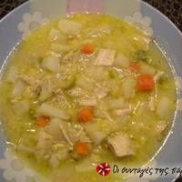 Κοτόσουπα σπέσιαλ