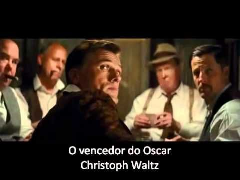 Água para elefante - drama  Uma história de amor dos anos 30 que tem no elenco o vencedor do Oscar -  Christoph Waltz.