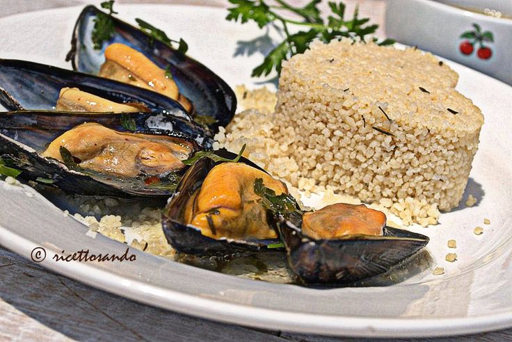 Come preparare le cozze in modo alternativo!