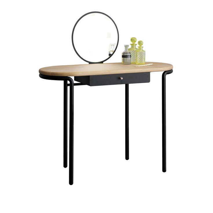 Coiffeuse mademoiselle de les iresistub mobilier - Table a langer soho ...