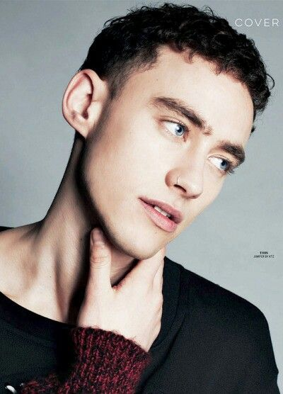 Olly for GT magazine