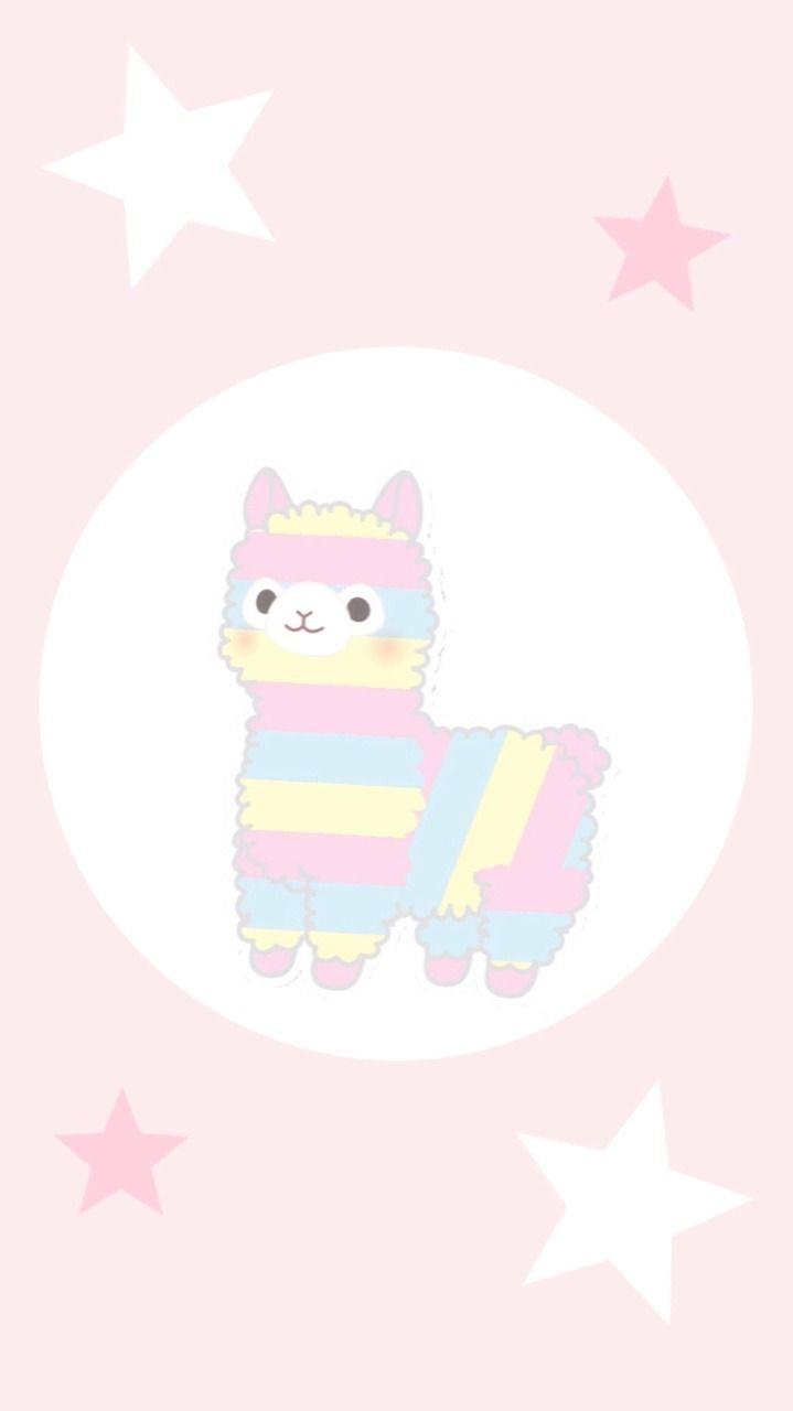 Alpacasso Wallpapers For Littlepuffu Happy Cute Cartoon Wallpapers Wallpaper Iphone Cute Unicorn Emoji Wallpapers