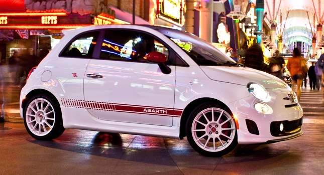 Fiat Sells Out Entire U.S. Production of 2012MY Abarth 500 in a Little Over a Month - Carscoop