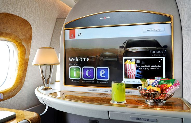 Emirates'ten Uçak İçi Eğlence Sistemi Atağı | Havayolu 101