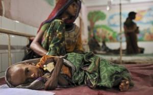 Pobreza na África- Causas Humanas e Naturais da Pobreza e Fome na África