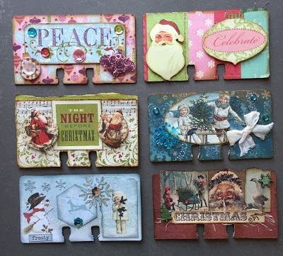 Scraps From A Broad: More Rolo Cards