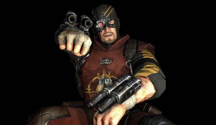Deadshot - Arkham City