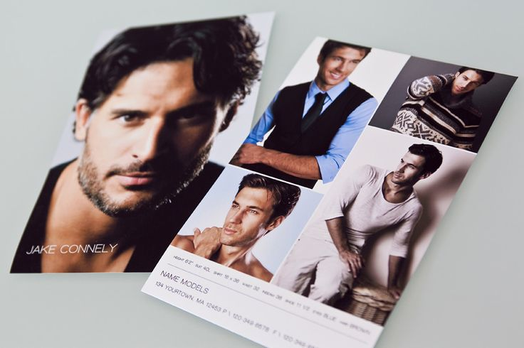 Models & Comp Cards: Your Guide to Getting Started | Cards, Models ...