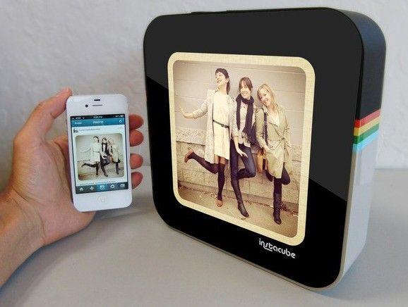 Instacube, el marco digital para Instagram, se retrasa #tecnología #fotografía