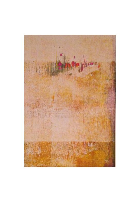 by Marlene Bjerregaard acrilic monoprint