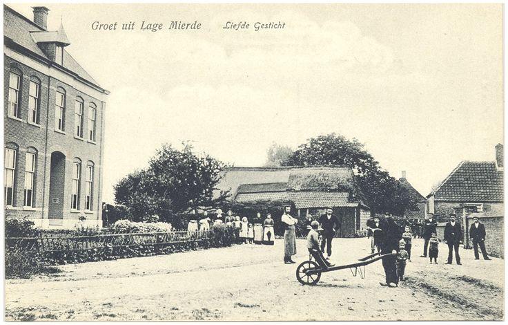 Lage Mierde, Liefdesgesticht. 1905 - 1915