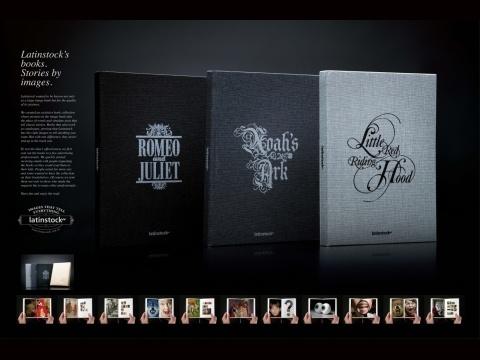 LATINSTOCK'S BOOKS | Direct Lions BRONZE | Winners & Shortlists | Cannes Lions International Festival of Creativity