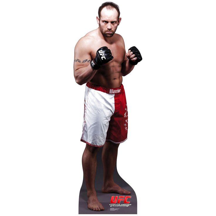 UFC Shane Carwin Fighter Cardboard Standup - $31.99