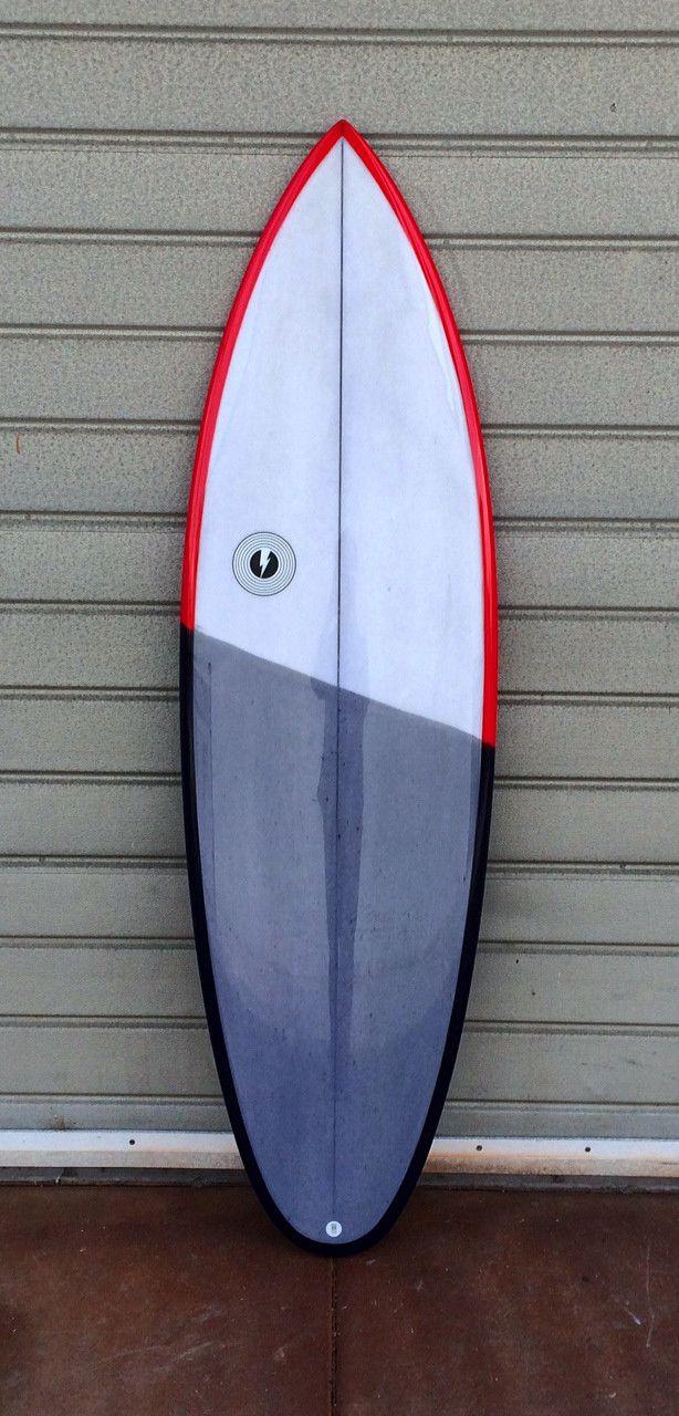 Polyphonic Model – Album Surfboards