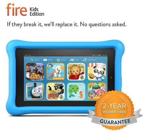 Amazon's Fire Kids Edition 7