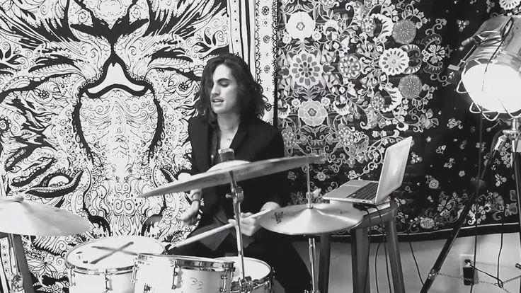 417 best favorite guitarists drummers images on pinterest drummers guitars and classic rock - Zz top la grange drum cover ...