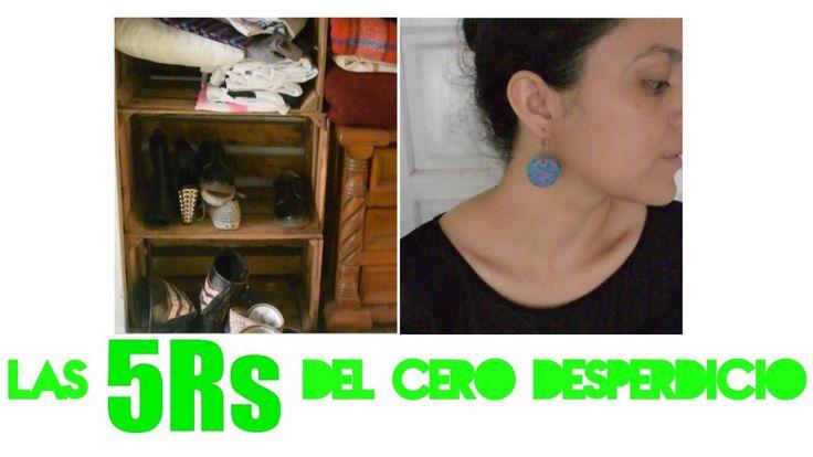 Las 5rs del Cero Desperdicio | #MayoSustentable