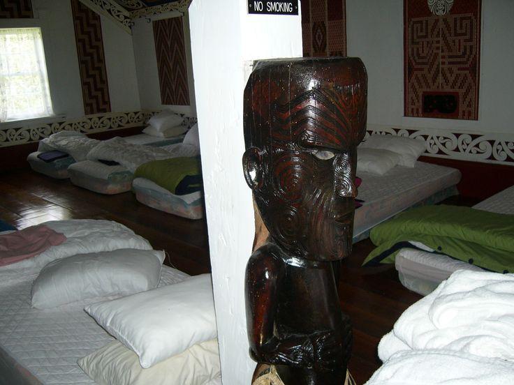 Pamoana residing in Te Waiherehere